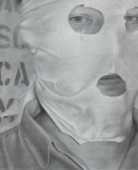 Kopf mit Maske 1979/80, 110 x 90 cm