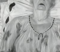 Katja Leven 1982/83, 100 x 120 cm