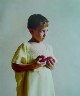 SAMEN, JUDITH >Ohne Titel< 2004 Lambda Colour Print 45 x 38,5 auf 65 x 58,5cm Ex. 2/100 Courtesy Sammlung Kalkmann, Bodenburg