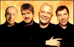 Gerd Meier (b) - Tom Schrader (git, voc) - Udo Wolff (voc, harp) - Bombay Liebers (drs)