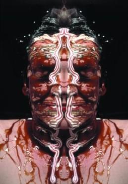 Bürger, Sabine *1960 »Soma«, 2007 Videoinstallation, sound: Yvat (Rumänien) 1/6 + 1 AP Besitz der Künstlerin