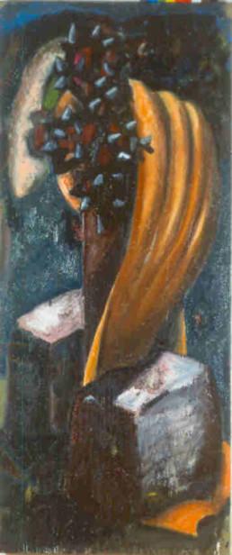 Peter Chavallier >Kruzifix II
