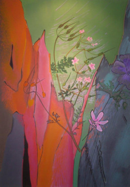 Nils-Udo > Les fleurs du mal
