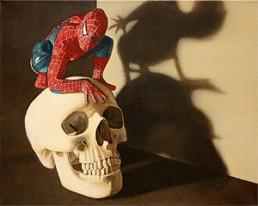 Jens Heller Spiderman II, 2009